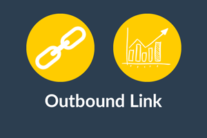 لینک خروجی outbound link