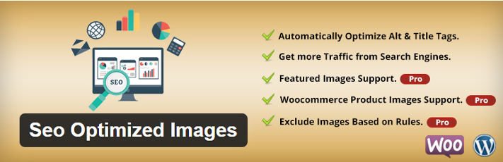افزونه  SEO Optimized Images